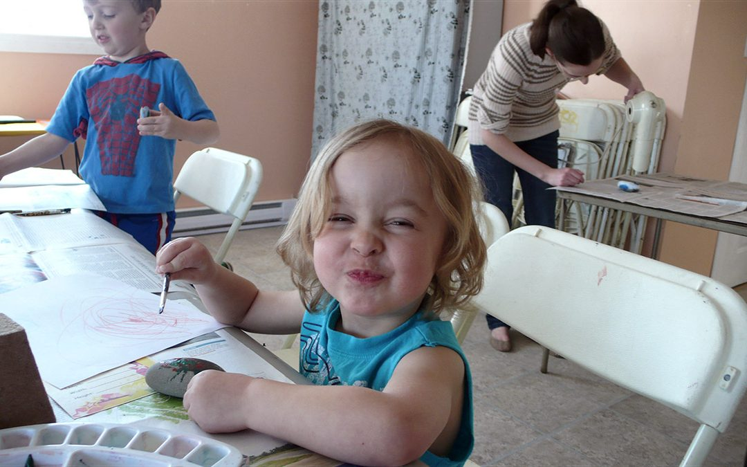 PA Day Kid's Art Camp