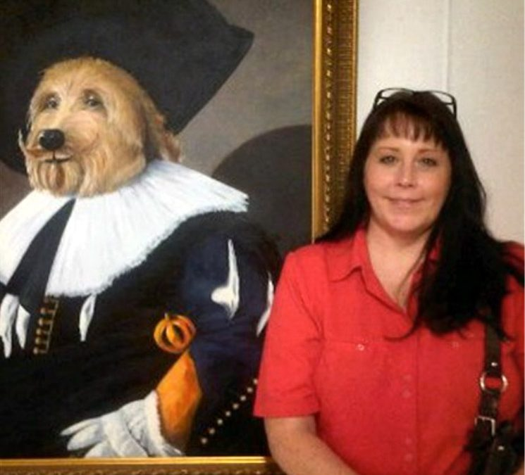 APRIL 28 | Solo Art Exhibition: Paintings to Make You Smile by Diane Daigle