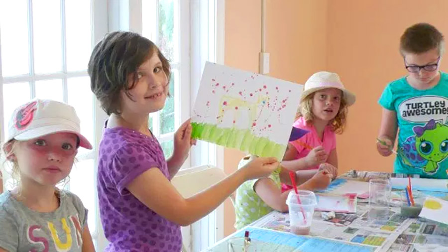 JUNE 29 – AUGUST 28 | 2020 Summer Art Camp for Kids