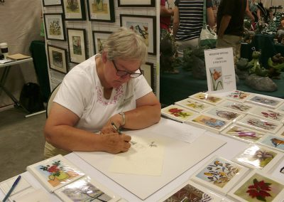 Pen and Ink with Dianne Darch – June 2019