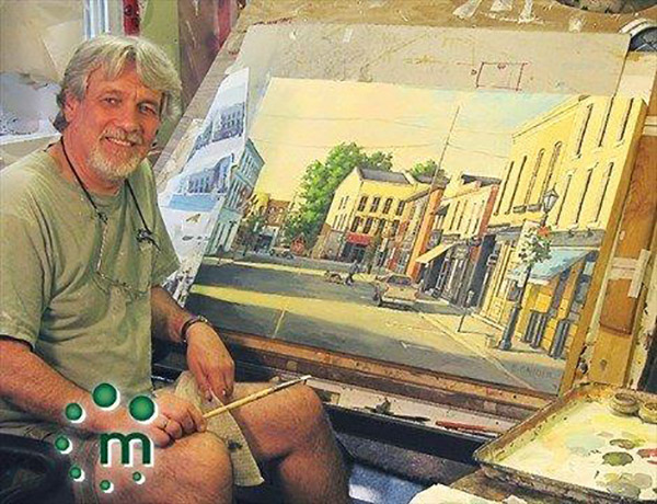 MAY 9 – JUNE 13 | Acrylic Classes with Stephen Snider