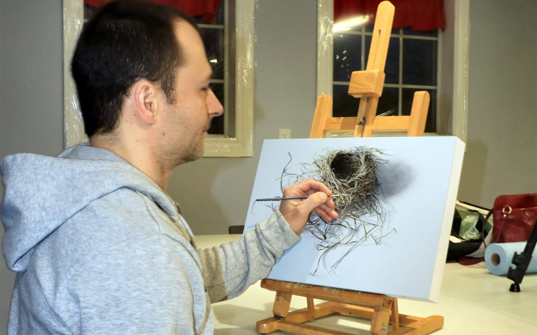 MAY 10 – June 14 | Acrylic Painting with Ian Bodnaryk