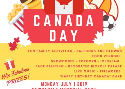 JULY 1 | Canada Day Event