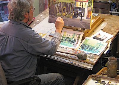 SEPTEMBER 12 – OCTOBER 17 | Acrylic Classes with Stephen Snider