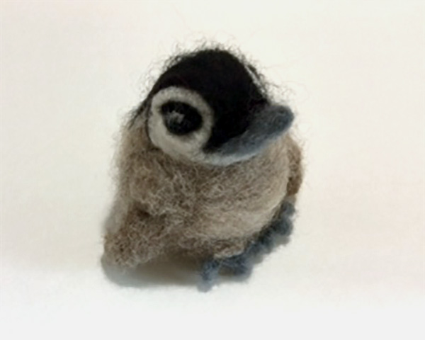 OCTOBER 27 | 3D Hallowe'en Needle Felting Workshop with Helen Firing (Ages 14+)