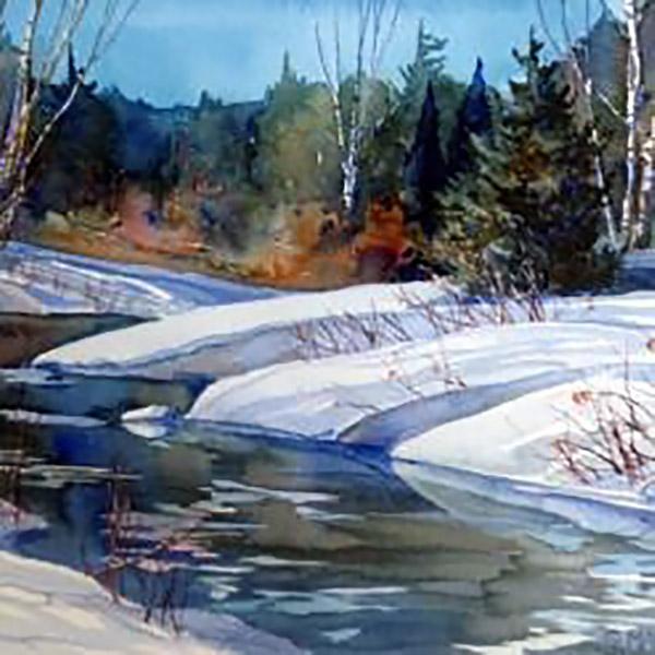 OCTOBER 2 – NOVEMBER 6 | Watercolour with Greg Maude