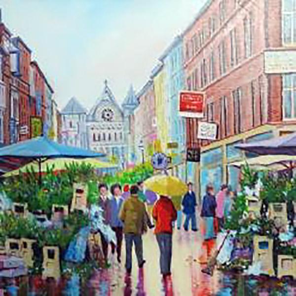 NOVEMBER 17   Watercolour with Tony Johnson