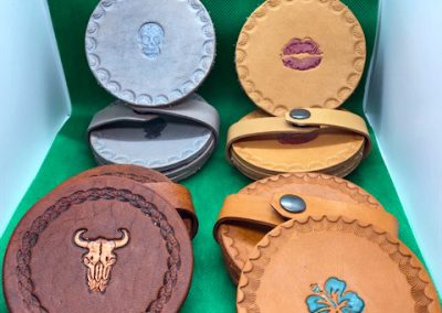 SEPTEMBER 18 | Leather Carving Workshop for Adults with Lora Childs