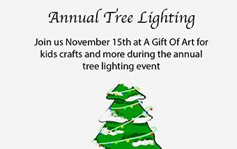 Annual Tree Lighting