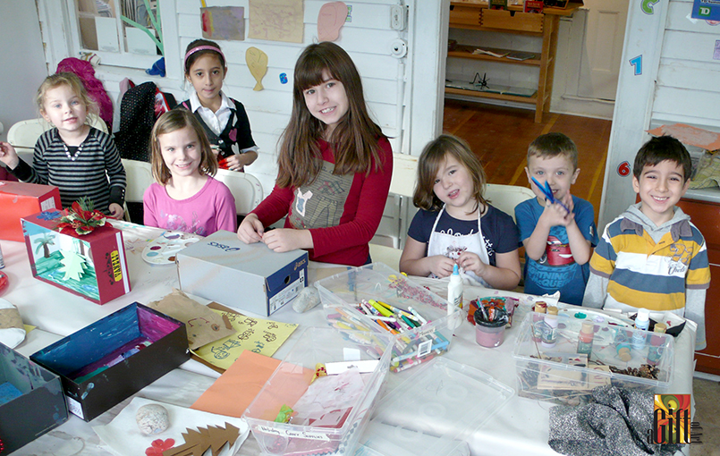 MARCH 13 – 20 | March Break Art Camp 4+