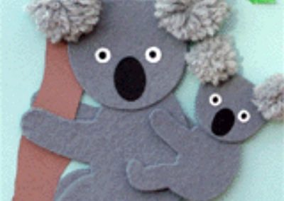 FEBRUARY 8 | Koala Craft Workshop for Kids with Emily Buckley