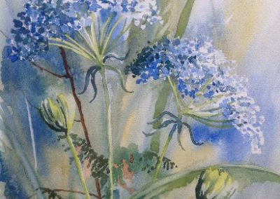 APRIL 1 – MAY 6   Watercolour Classes with Greg Maude