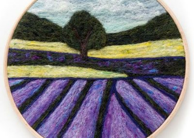 MARCH 28 | Needle Felted Landscapes for Youth (10+) with Emily Buckley