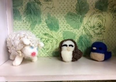 APRIL 5 | Easter Needle Felting Workshop with Helen Firing (Ages 14+)