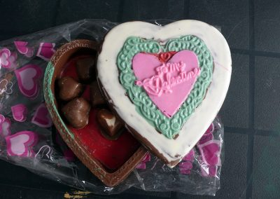 FEBRUARY 1   Adult Valentine's Chocolate Workshop with Lynn McNutt