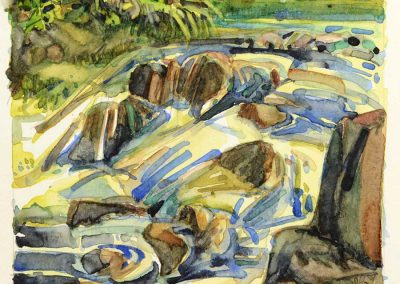 FEBRUARY 7 – 28   Adult Watercolour with Todd Tremeer
