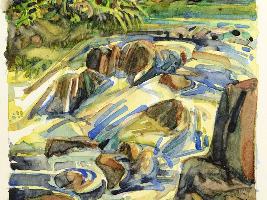 FEBRUARY 7 – 28 | Adult Watercolour with Todd Tremeer