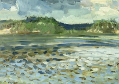 MARCH 1   Todd Tremeer: Small Landscapes – Oil Paintings & Etchings