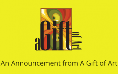 April hours at A Gift of Art