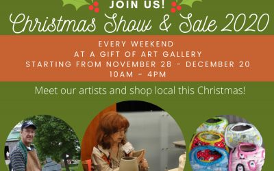 Christmas Show and Sale 2020 – UPDATED!