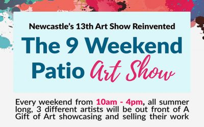 Newcastle's 13th Annual Art Show – Reinvented!
