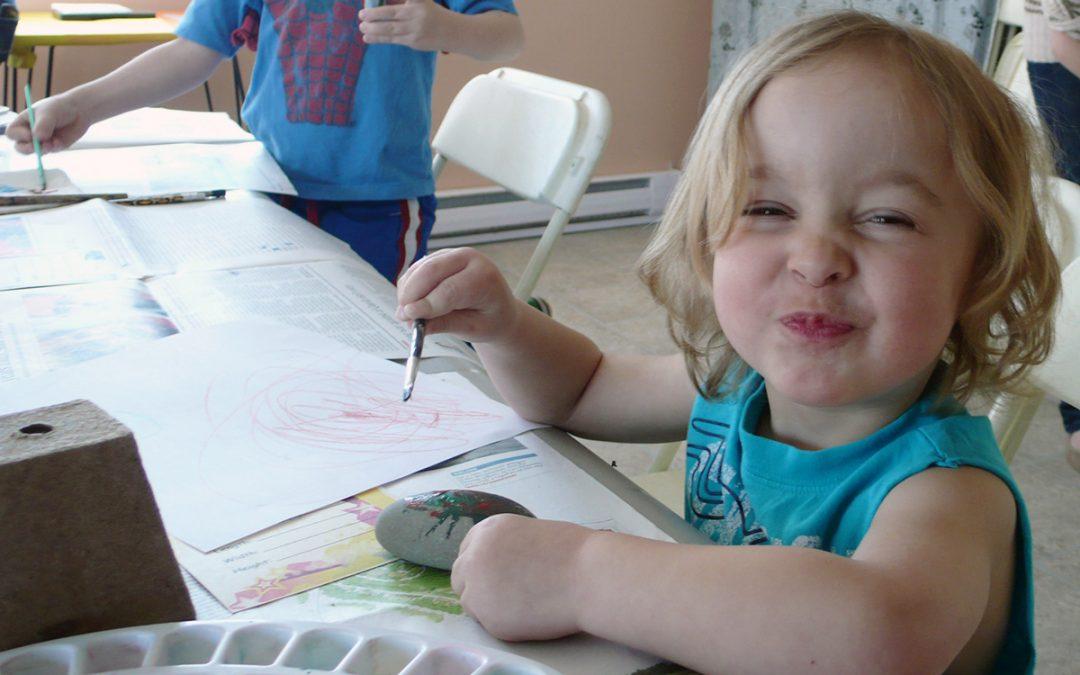 OCTOBER 24 – DECEMBER 18 | Kids Art Club