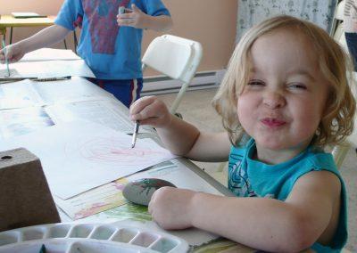 OCTOBER 24 – DECEMBER 12 | Kids Art Club