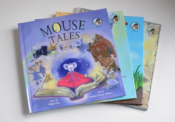 Mouse Tales series