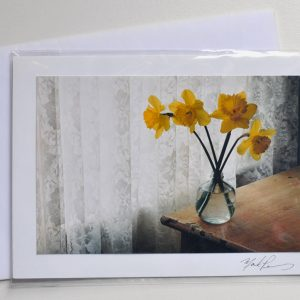 Daffodils – Photo Card