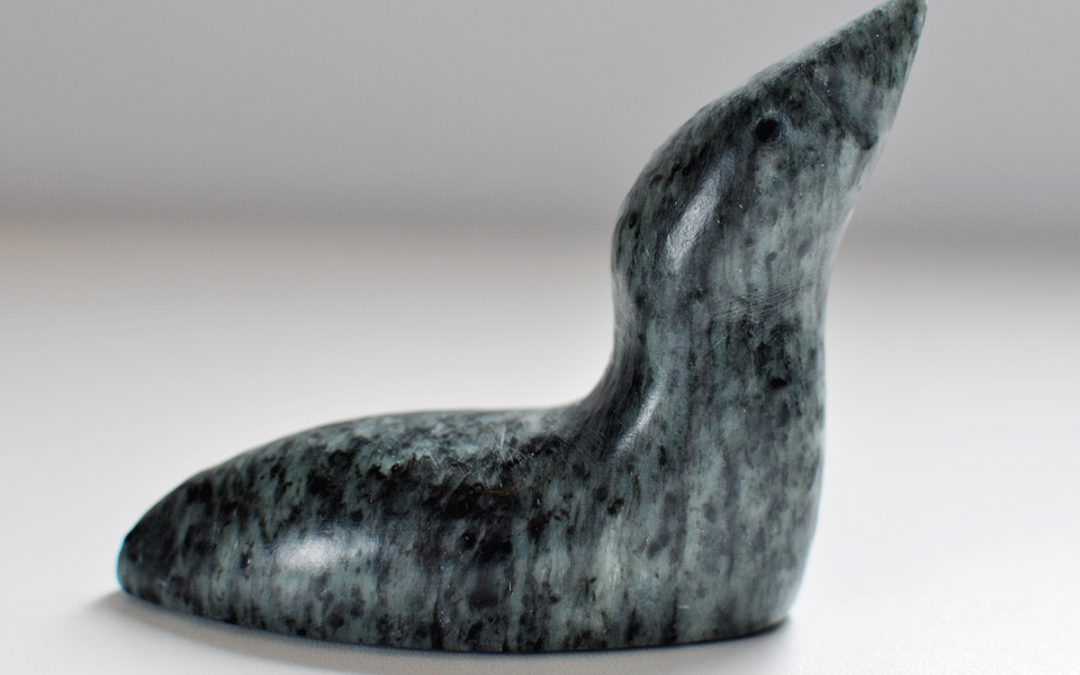 FEBRUARY 1 – 22    Soapstone Carving with Peter Martin