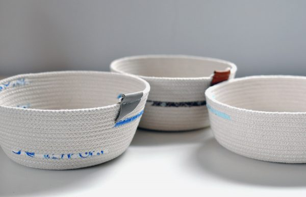 Large Cord Bowls