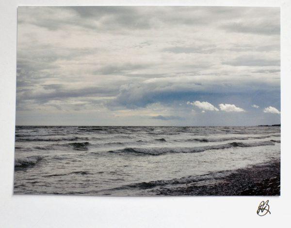 Lake Ontario – Photo Card
