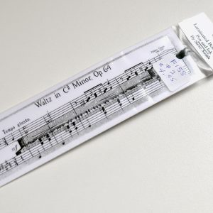 Waltz - Bookmarks