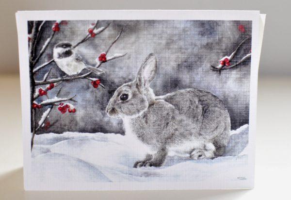 Bird & Rabbit – Card