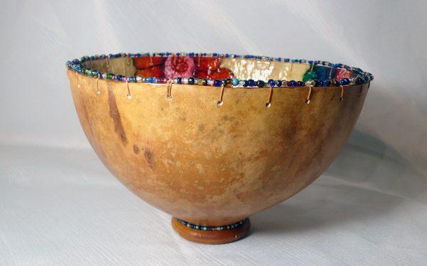 Burst Gourd Bowl