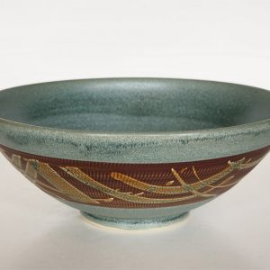 Jade Ceramic Bowl