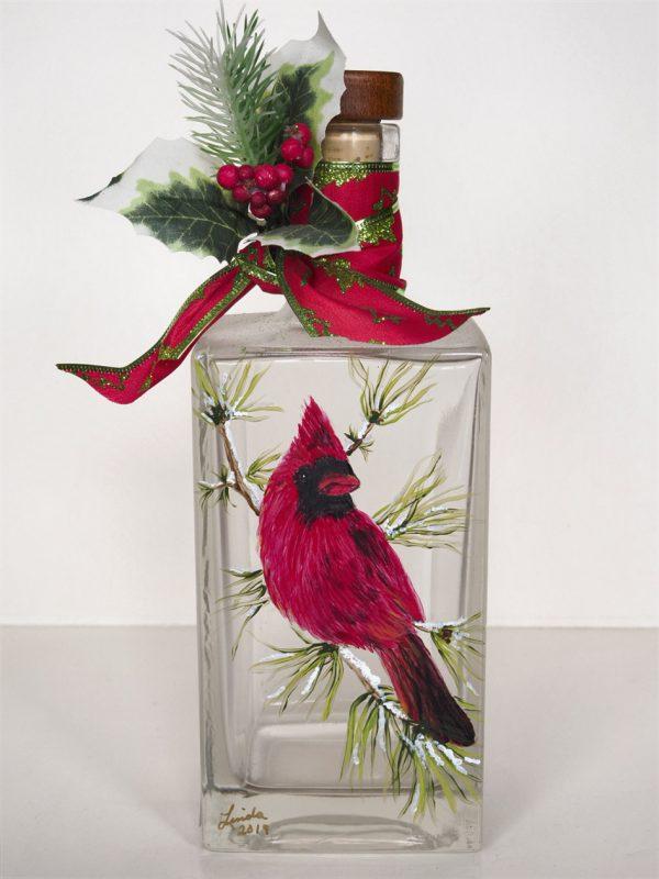 Cardinal Bottle