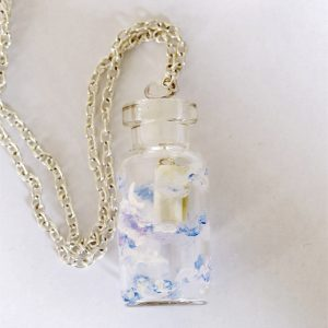 """Message in a Bottle #1: """"The moon has an air of mystery and illusion – trust your intuition."""""""