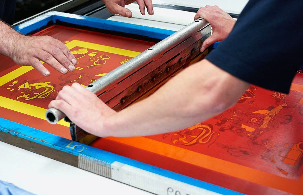 FEBRUARY 4 – 25 | Intermediate Screen Printing with David Gillespie