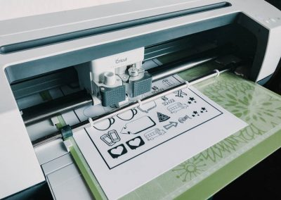 FEBRUARY 27 | St. Patrick's Intermediate Cricut Workshop with Lynne Lyon