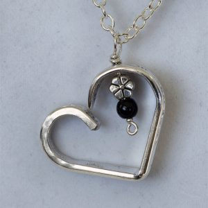 Heart Spoon Necklace