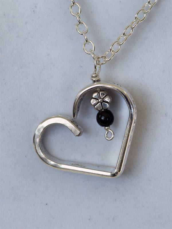 Heart Spoon Necklace
