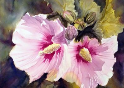 MAY 5 – 26 | Beginner Watercolour Classes with Julieta Cortes on Zoom