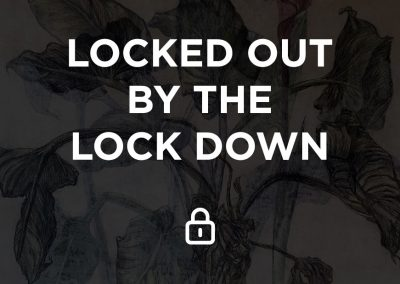 Locked Out by the Lock Down