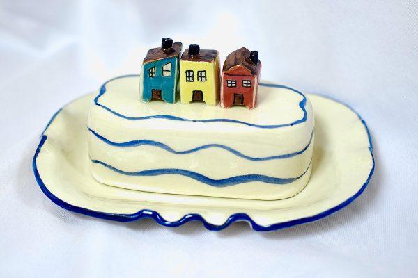 Houses Butterdish