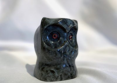 OCTOBER 4 – 25 |  Soapstone Carving with Peter Martin on Zoom
