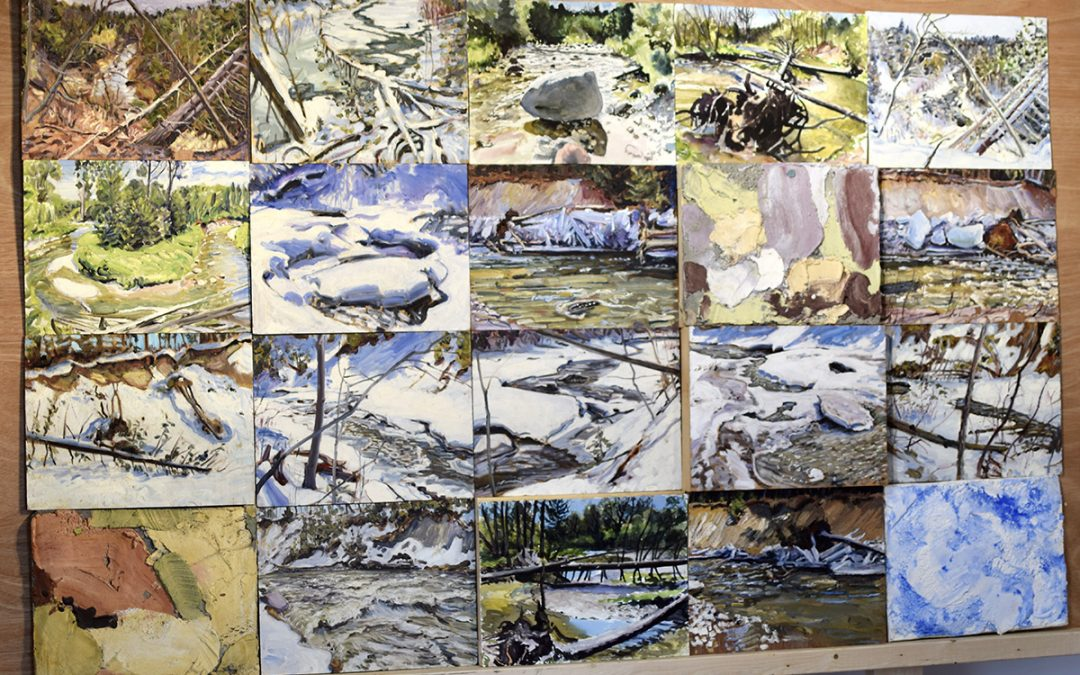 SEPTEMBER 26 – NOVEMBER 7 | Oil Painting with Tony Cooper – in studio