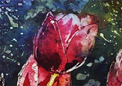 OCTOBER 2 | Watercolour Batik Workshop with Linda Virio