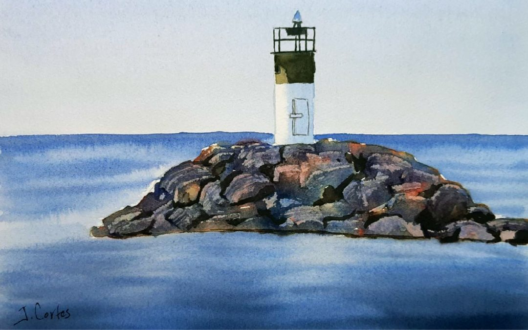 OCTOBER 20 – NOVEMBER 17 | Beginner Watercolour Classes with Julieta Cortes on Zoom